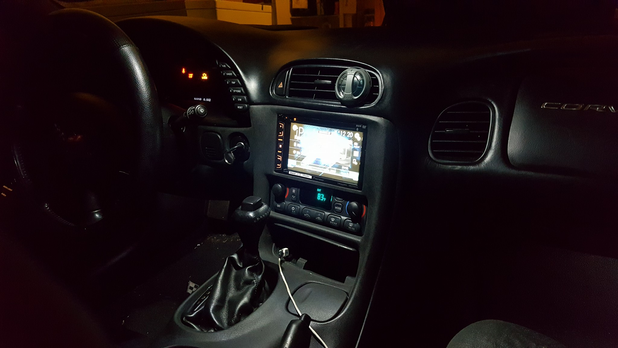 Double din installed - 19155443