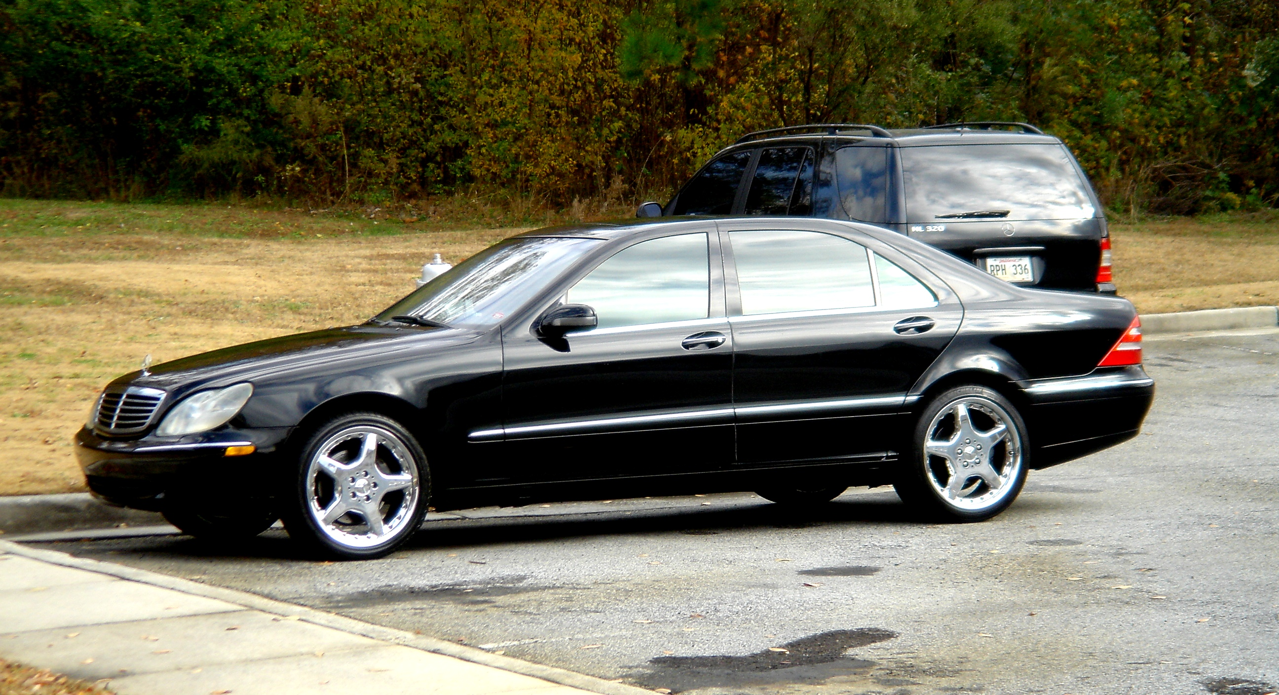 vmystikilv 2002 mercedes benz s classs500 sedan 4d specs On mercedes benz s500 2002
