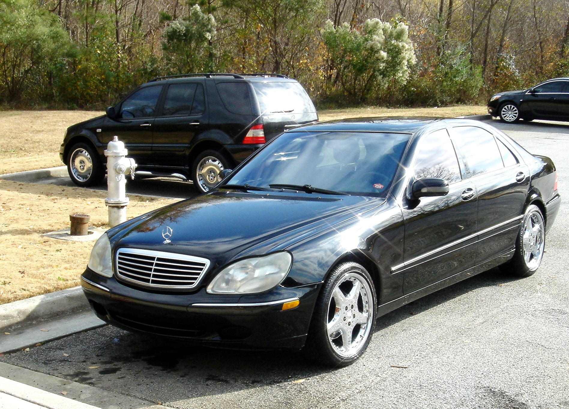 vmystikilv 2002 mercedes benz s classs500 sedan 4d specs. Black Bedroom Furniture Sets. Home Design Ideas