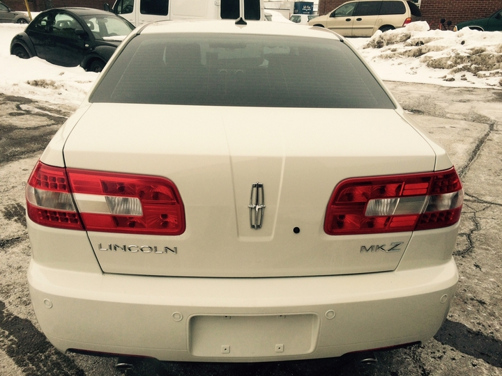 first Day i pick up my MKZ - 19166441