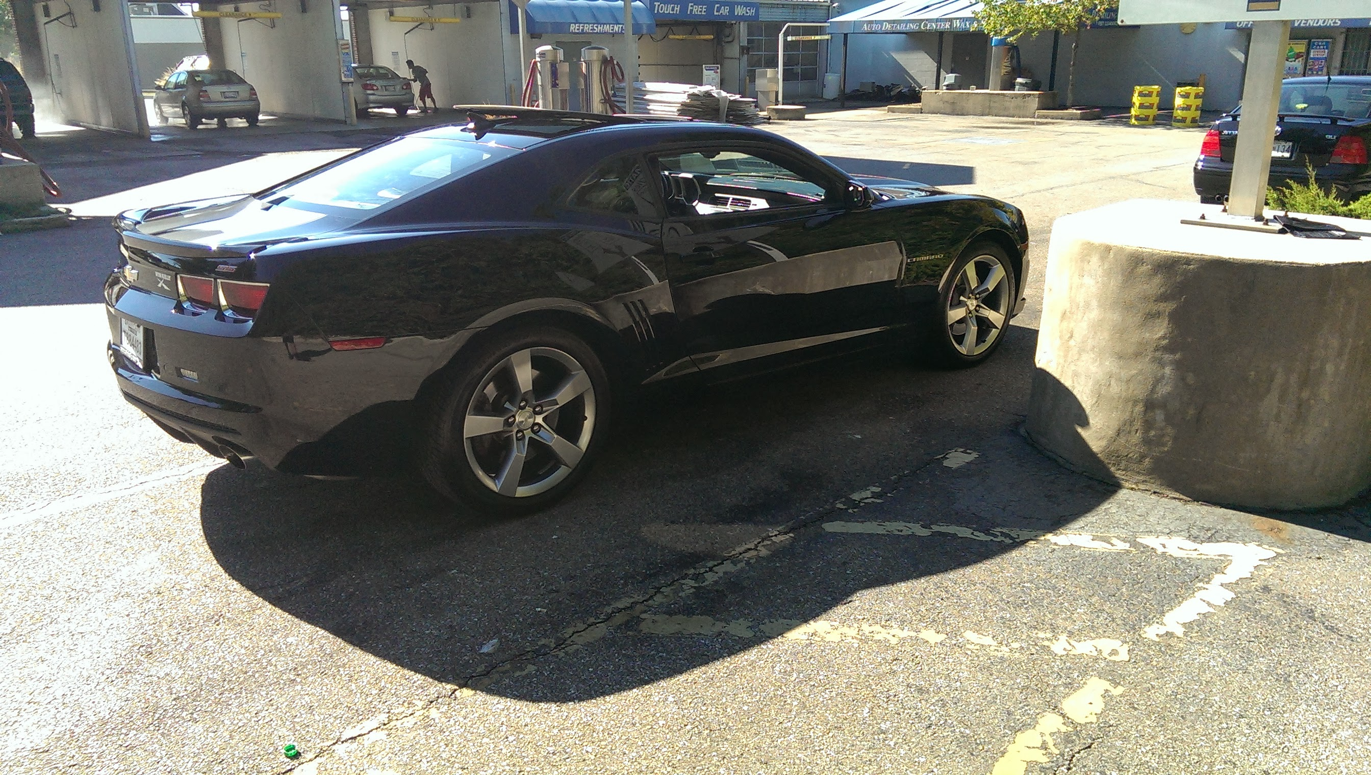 2011 camaro ss weight