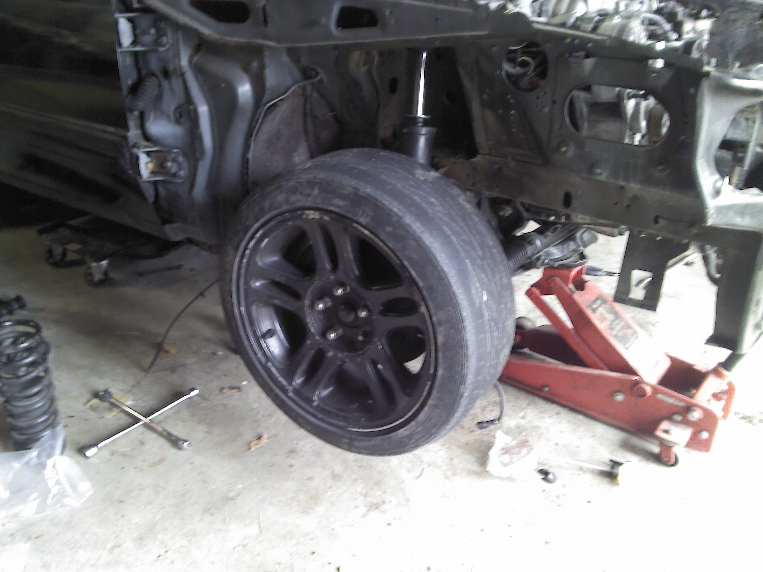 Front Springs - 19036495
