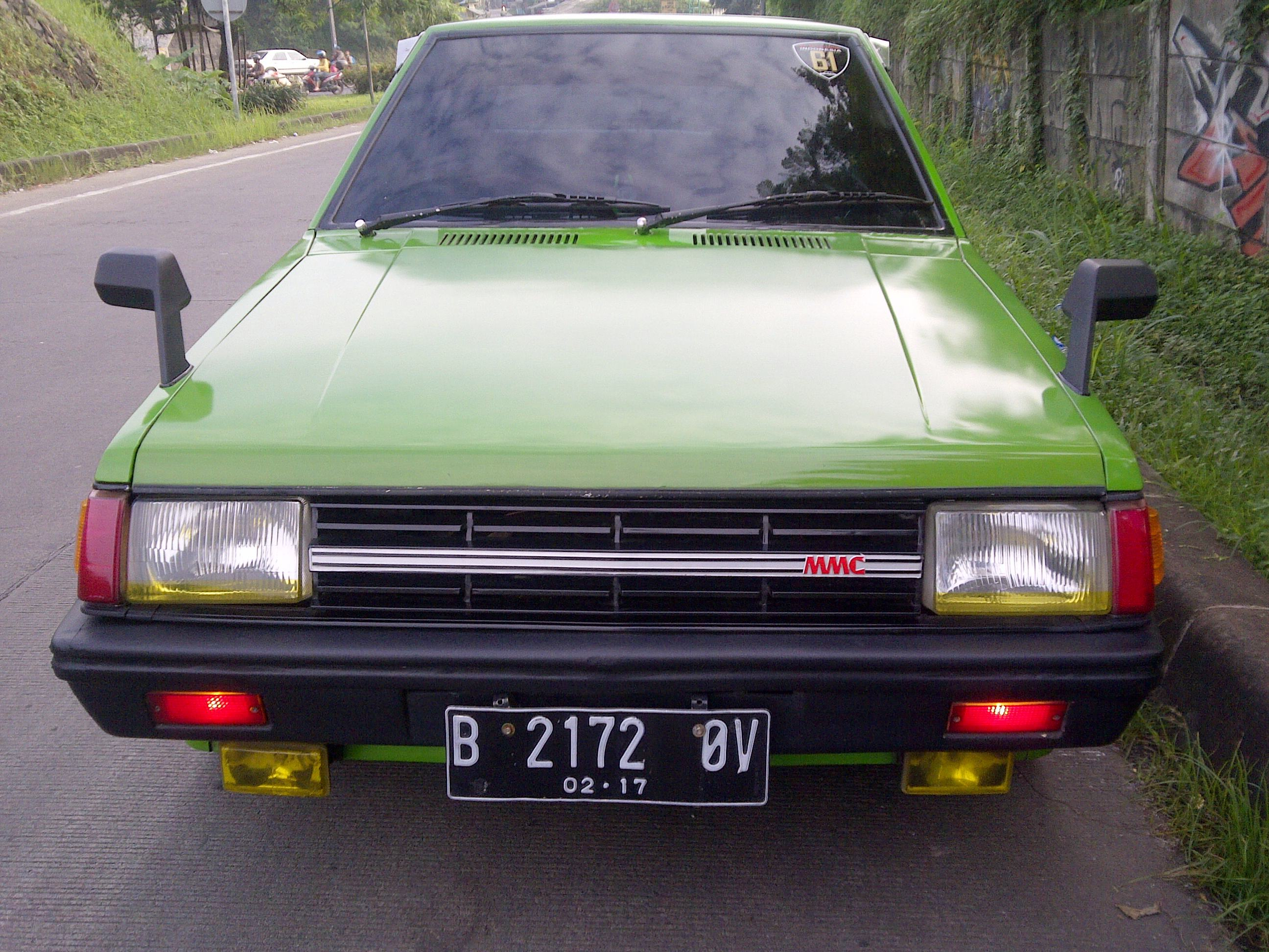Another jiang_cengex 1981 Mitsubishi Lancer post... - 19157411