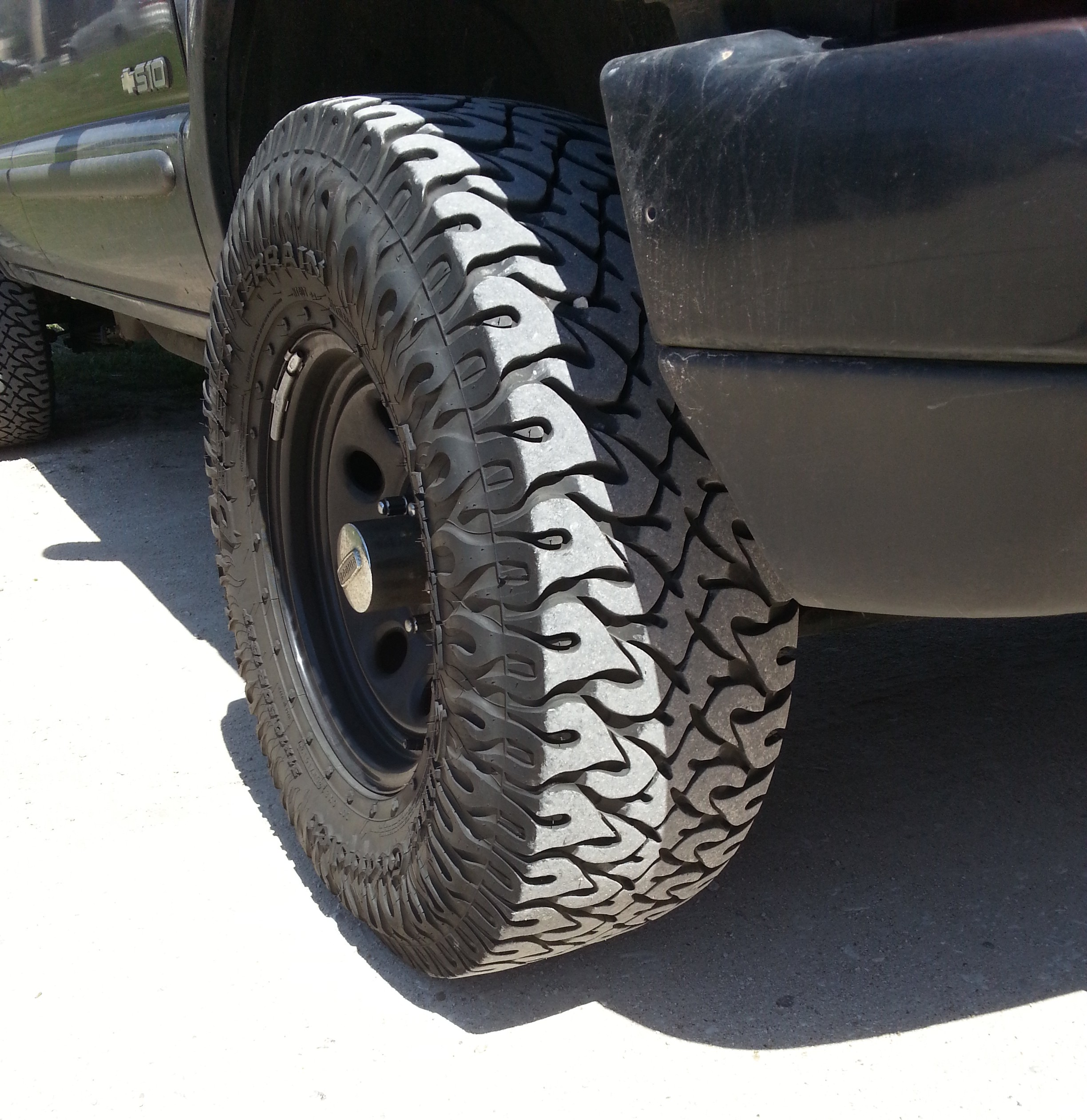 New tires... Nitto! - 19047434