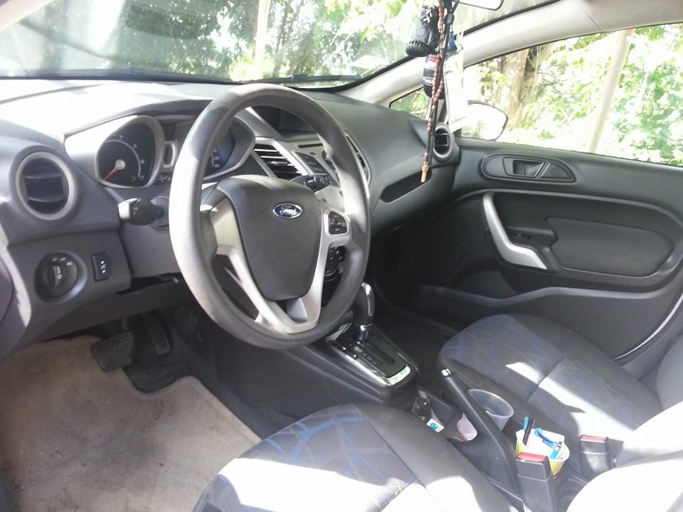 Interior of my car  - 19088442