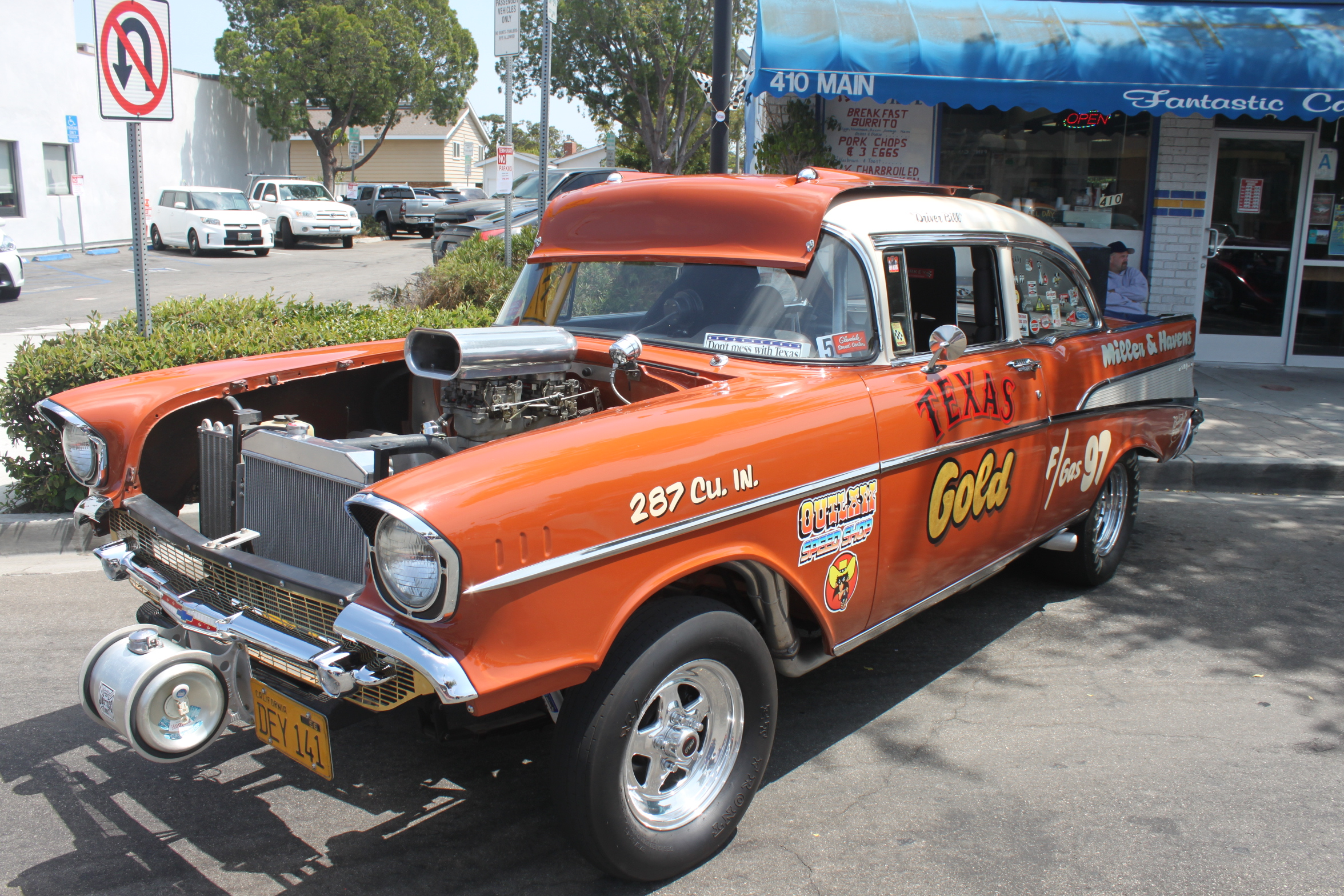stronga 1957 Chevrolet 150 19158472