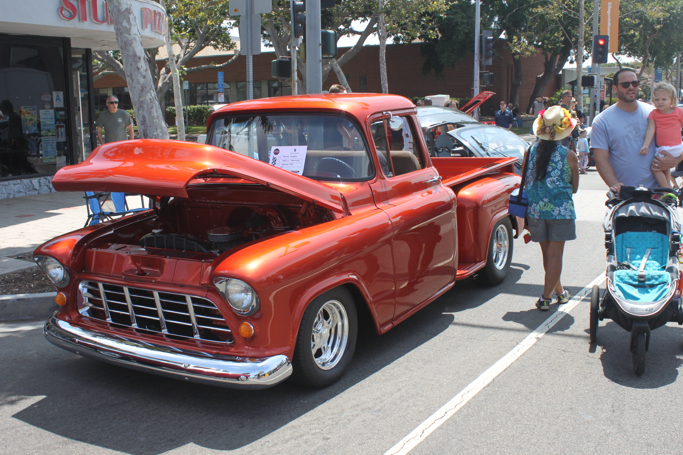 stronga 1957 Chevrolet 150 19158474