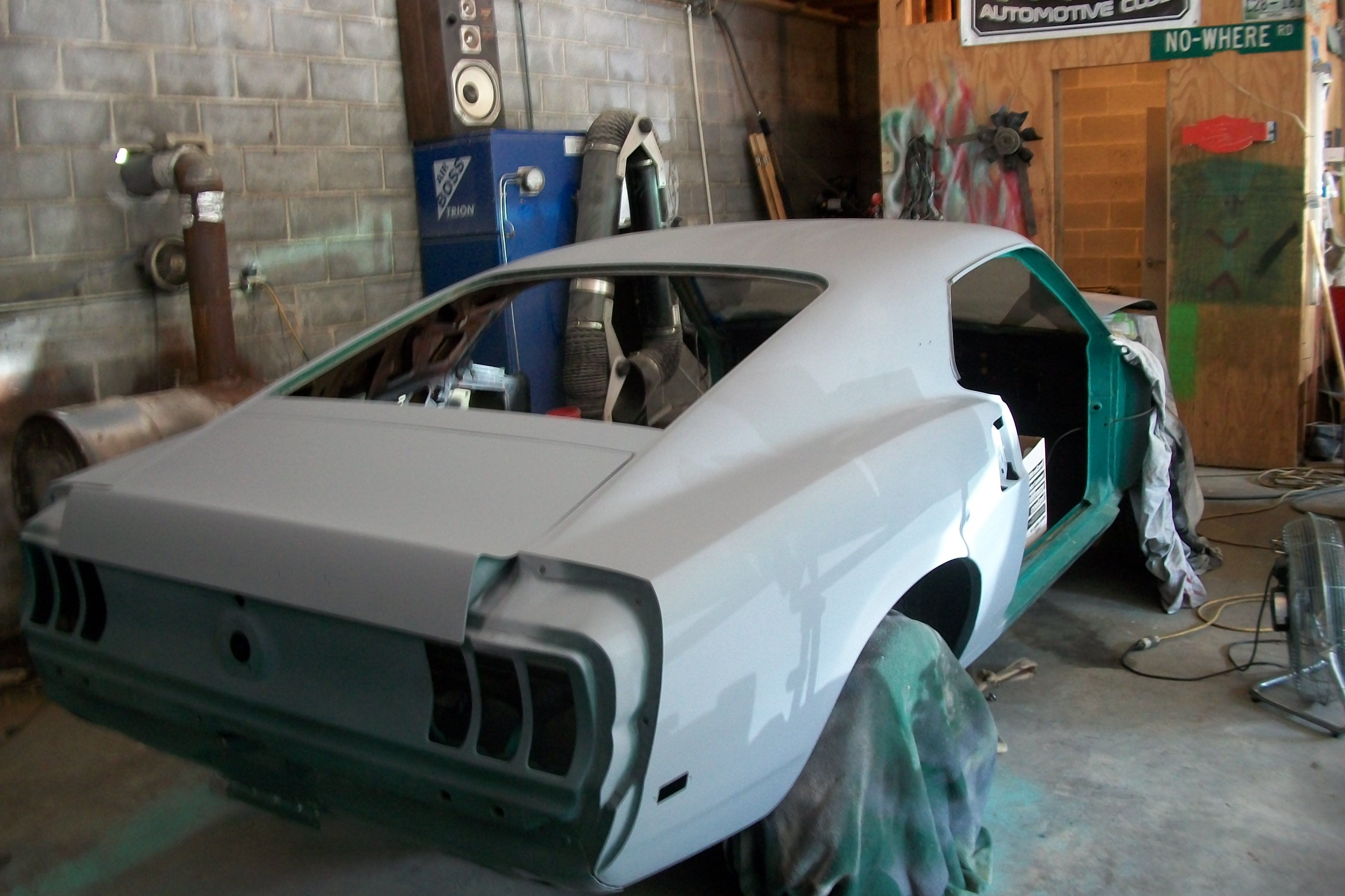 Another MrGreze 1969 Ford Mustang post... - 19089422