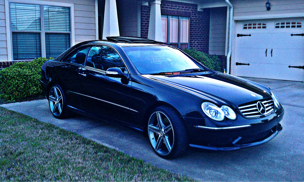 Image gallery 2004 mercedes benz clk for 2004 mercedes benz clk 500