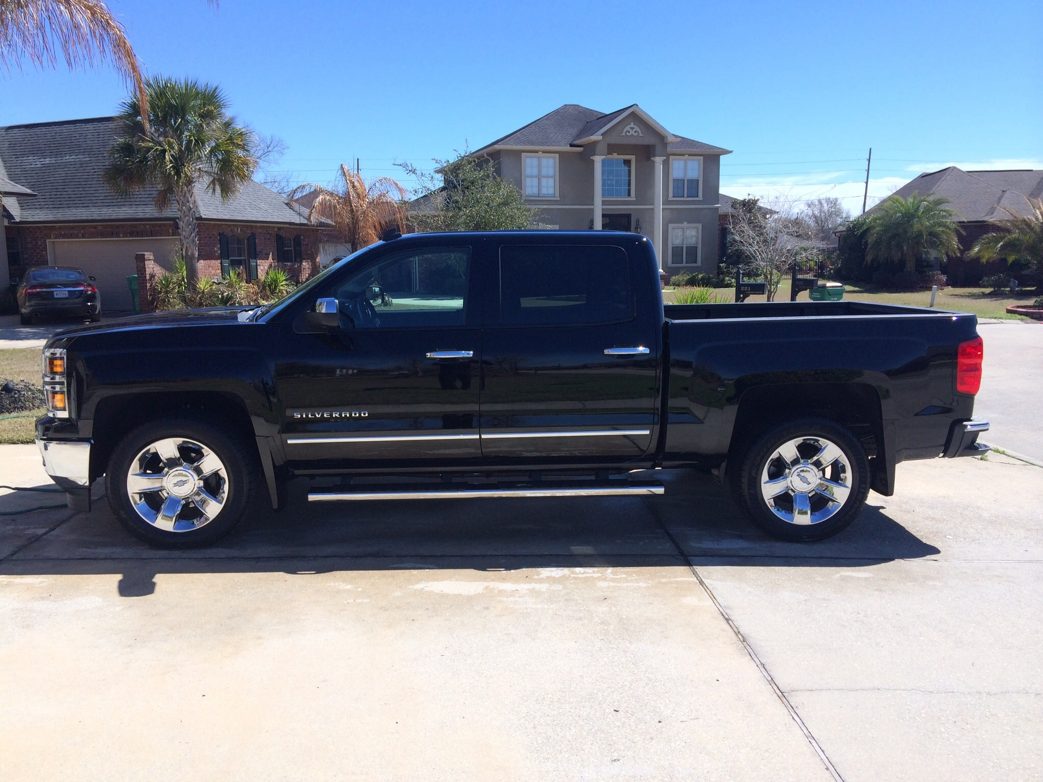 Zdet3 2014 Chevrolet Silverado 1500 Crew Cab Specs Photos Modification Info At Cardomain