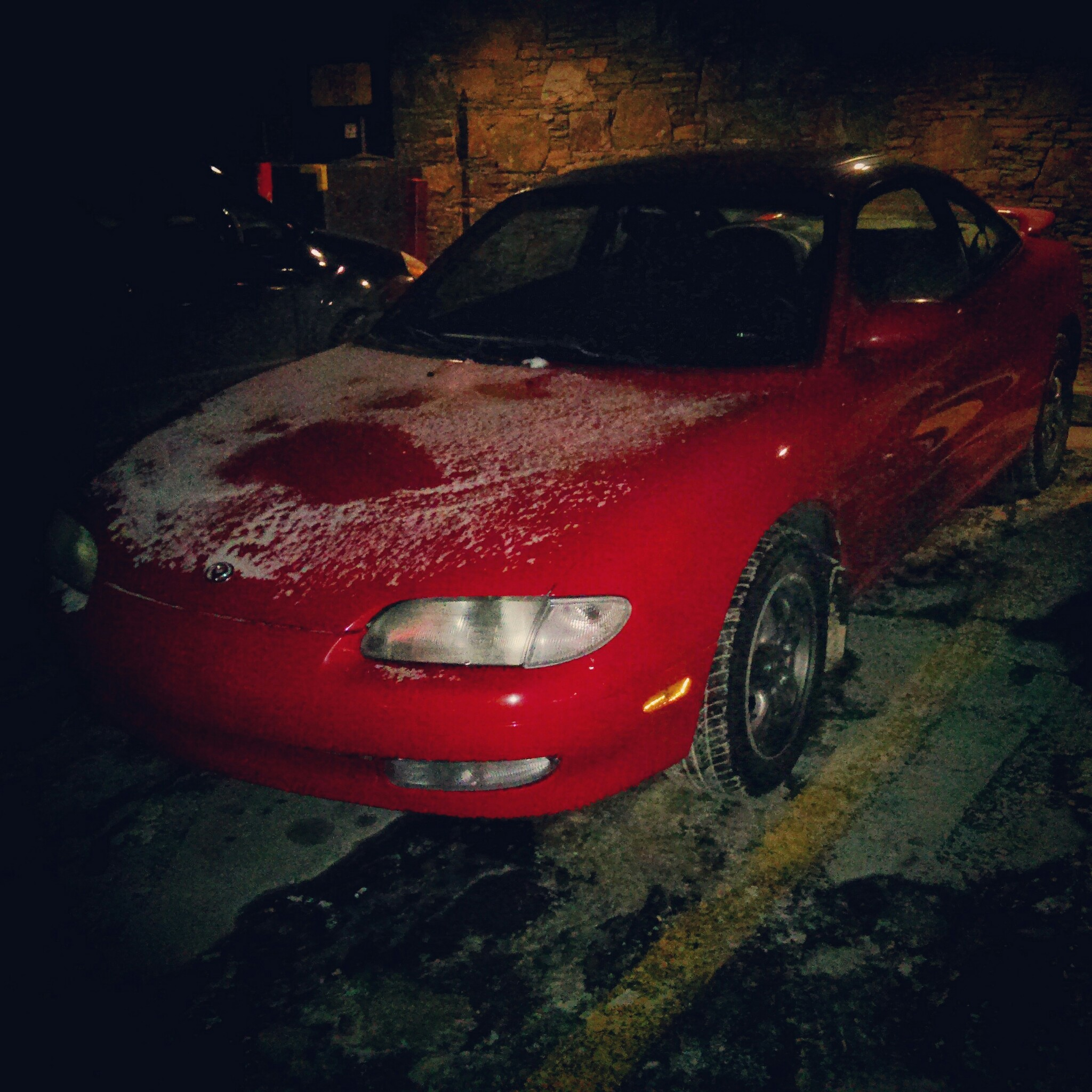 1995 mazda mx6: Red Rocket :) - 19182515