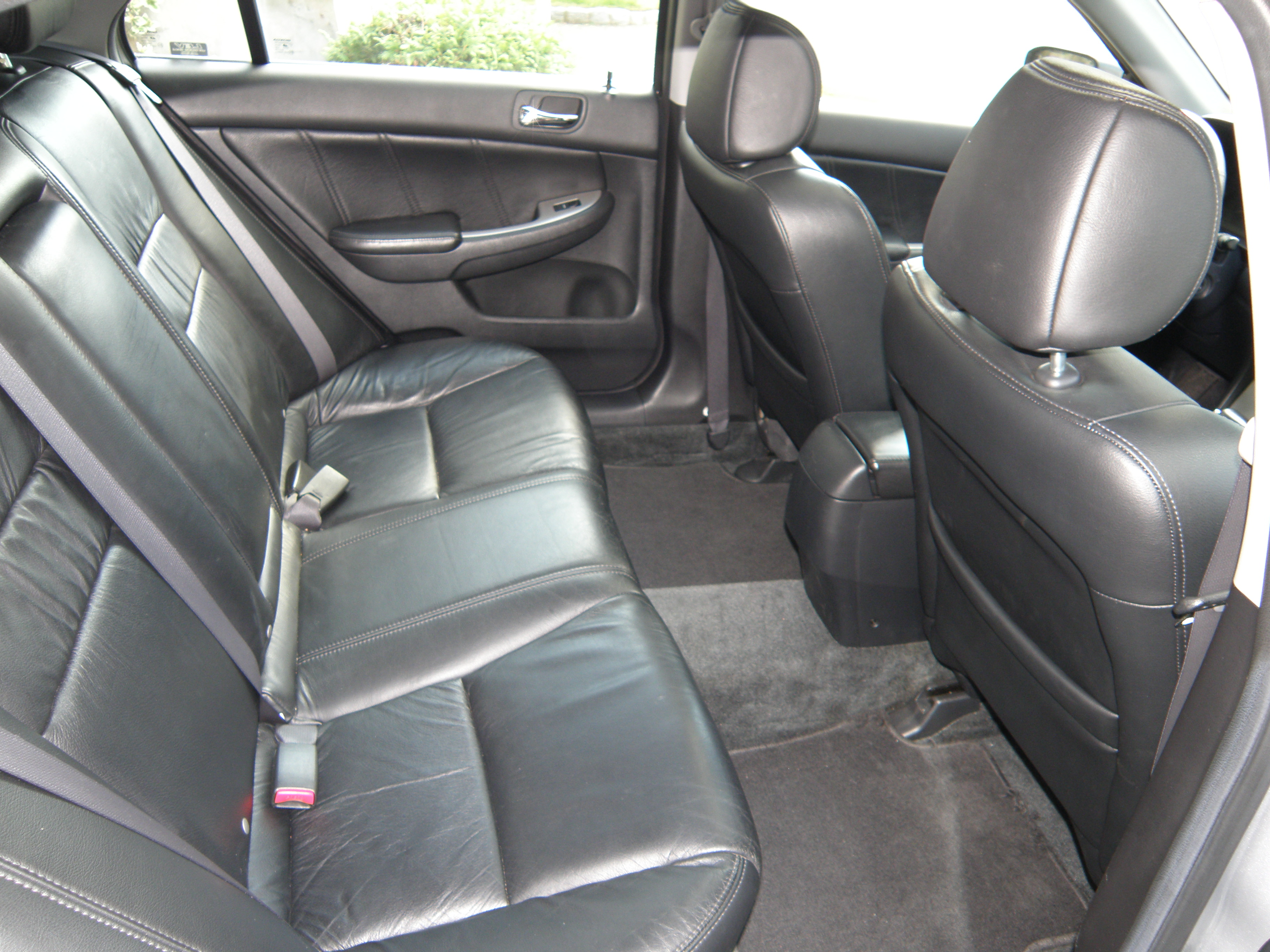 2003 Honda Accord Leather Interior 1999 Egtist Specs Photos Modification Info At Cardomain 3648x2736