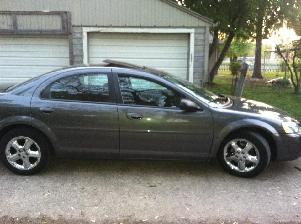 2004 Dodge Stratus V6 2.7 before anything was done to it. - 19045536