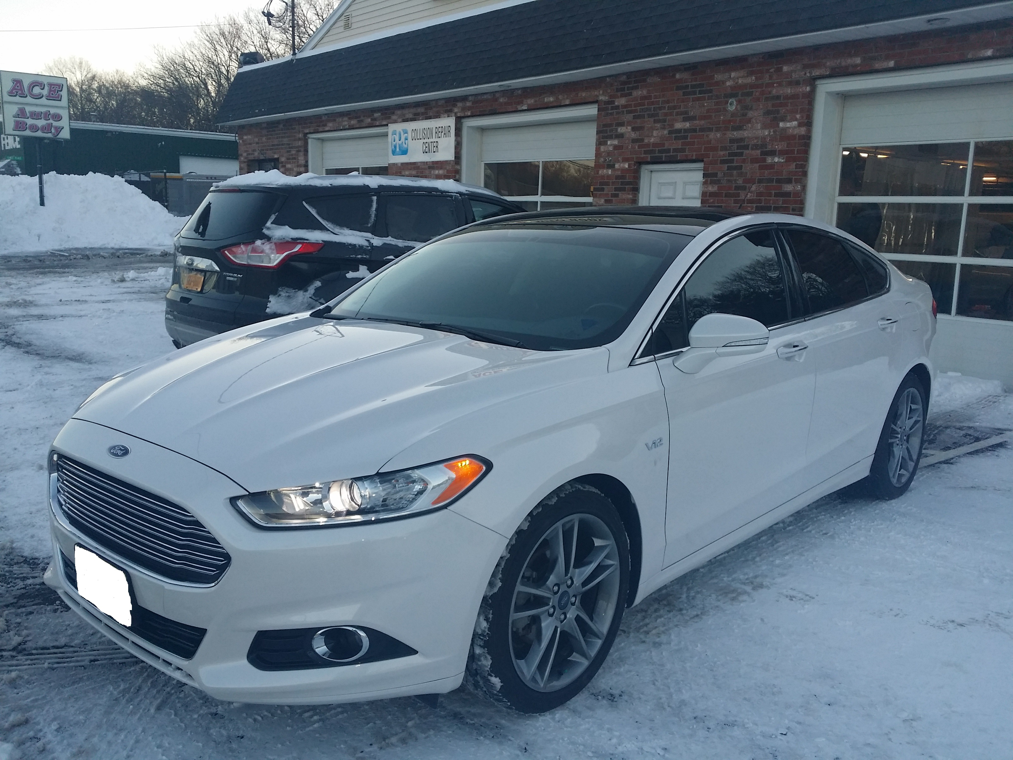 Fusion Sport 2013 Ford Fusion Specs Photos Modification
