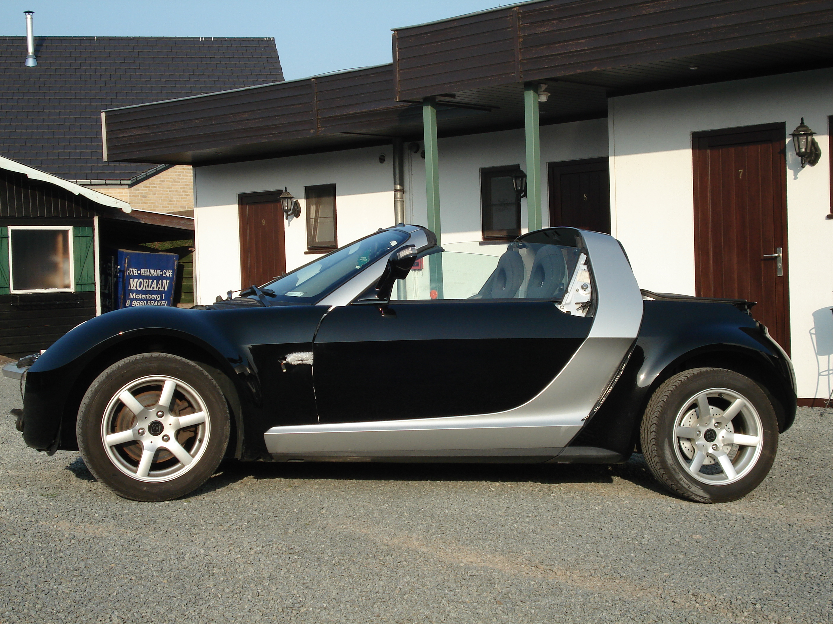 miami j 2006 smart roadster specs photos modification. Black Bedroom Furniture Sets. Home Design Ideas