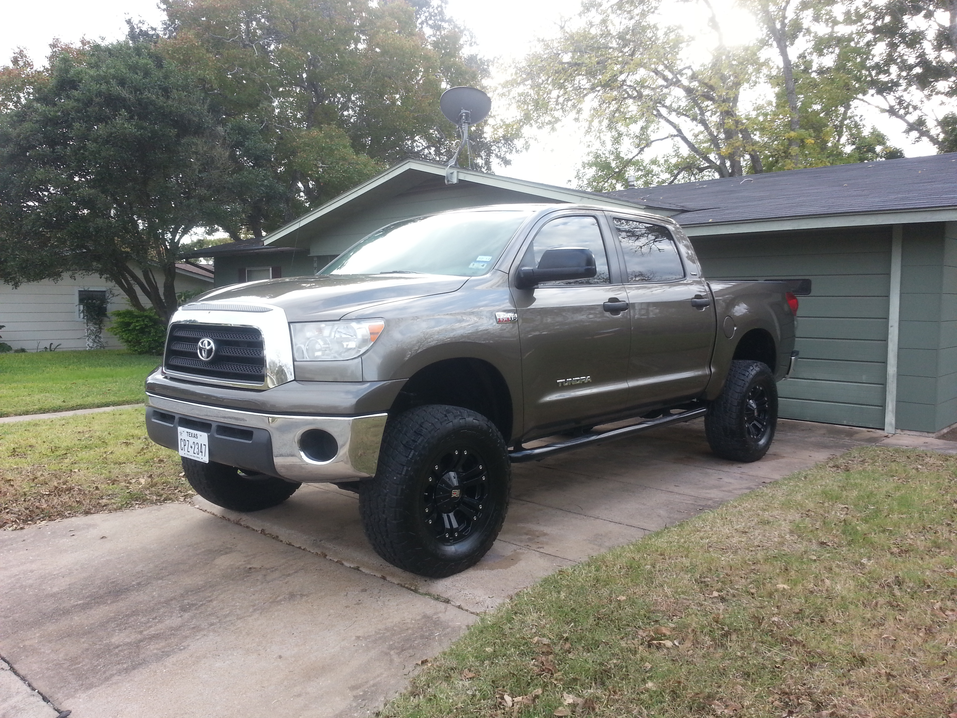 dww1shiner 2007 toyota tundra crewmaxsr5 pickup 4d 5 1 2 ft specs photos modification info at. Black Bedroom Furniture Sets. Home Design Ideas