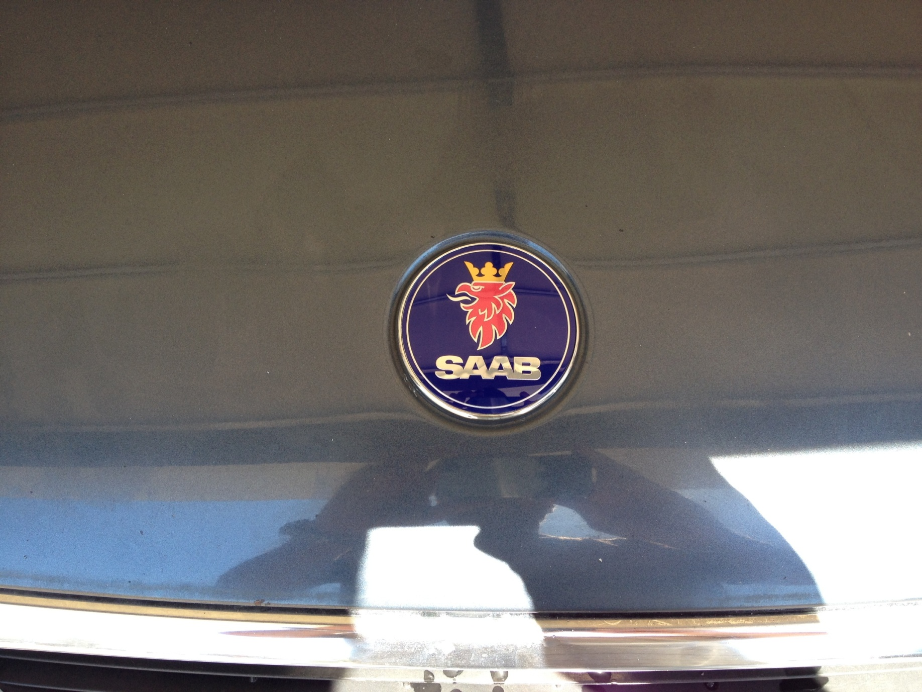 Letting the World know it's a Saab! - March and April 2014 - 19049536