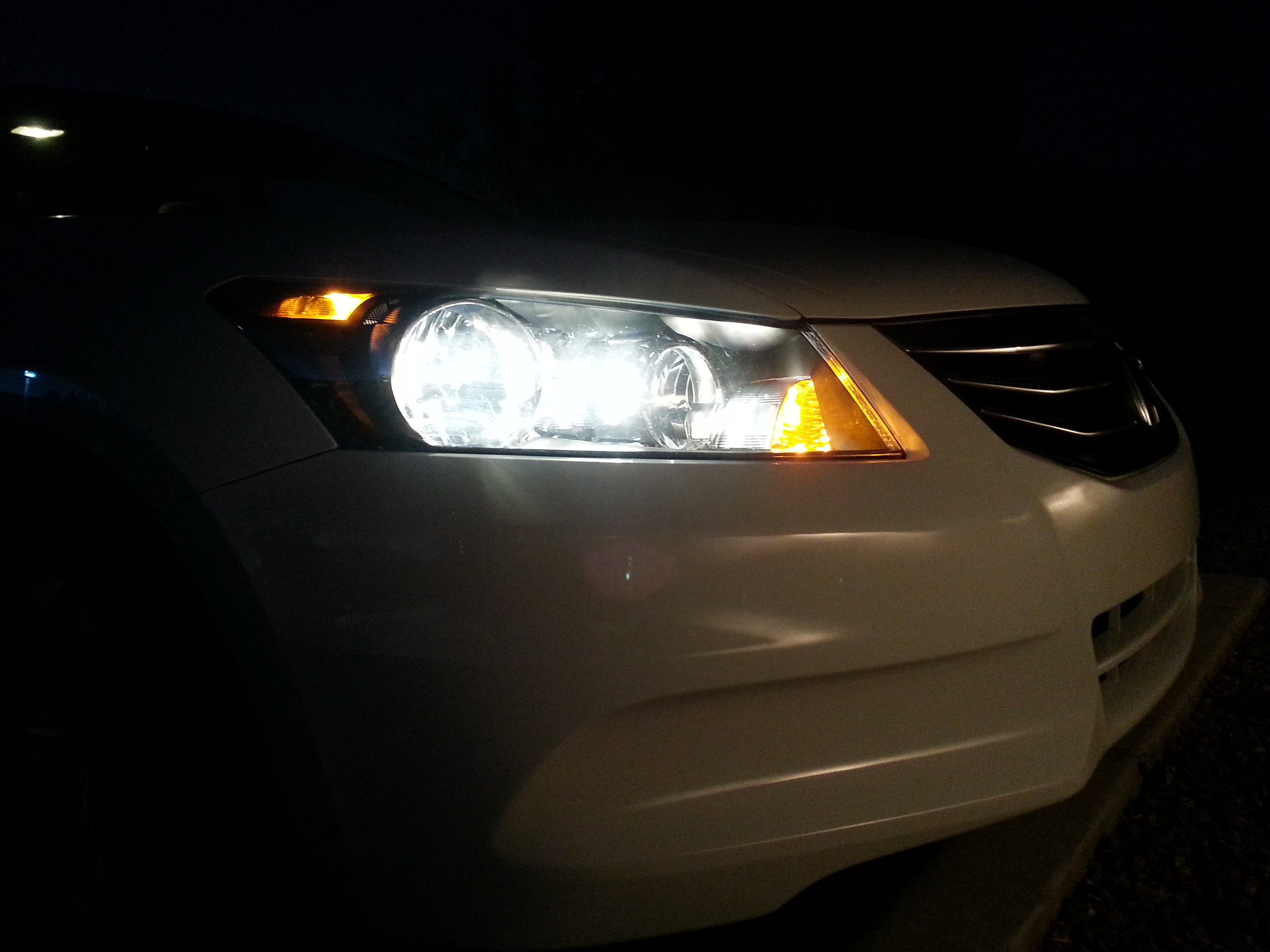 Upgraded Headlights Philips Crystal Vision Ultra - 19060668