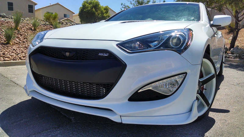 Custommazda3 2013 Hyundai Genesis Coupe2 0t R Spec Coupe