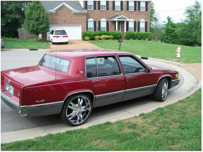 lilkeescaddy 1990 cadillac deville specs photos. Cars Review. Best American Auto & Cars Review