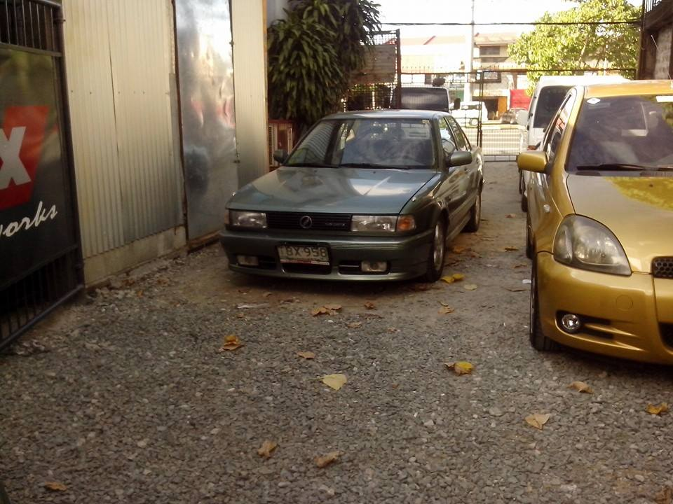 Another 4drsr 1991 Nissan Sunny post... - 19014657