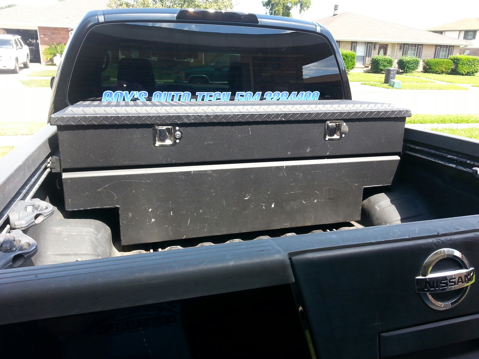 OE TOOL BOX FOR SALE - 19055675
