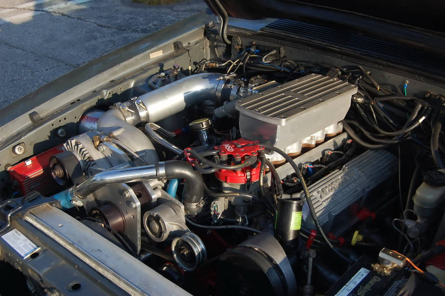 Another Nastystang 1987 Ford Mustang post... - 19145679