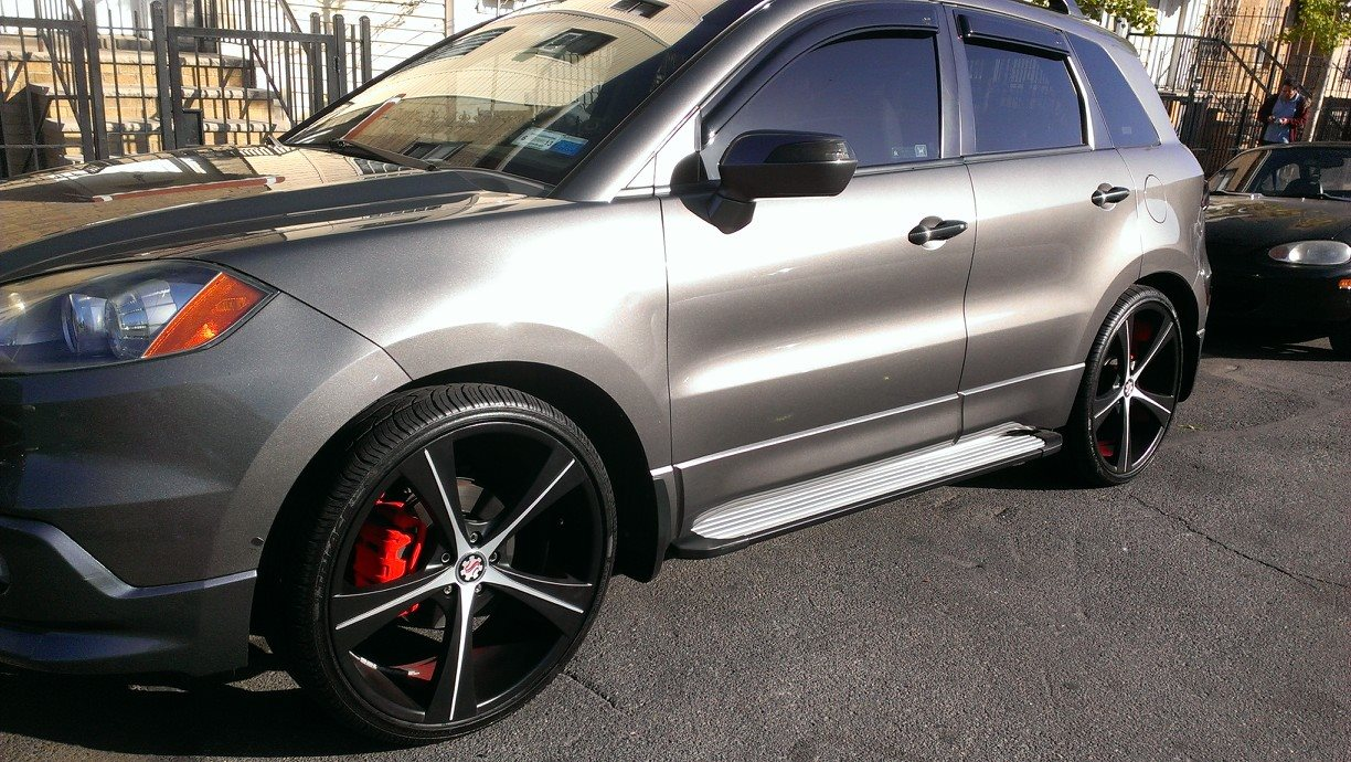 Cypha Oner 2008 Acura Rdxsport Utility 4d S Photo Gallery At Cardomain