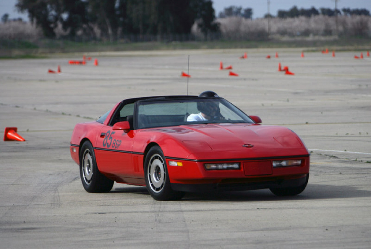 The fun at autocross - 19051740