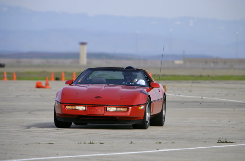 The fun at autocross - 19051741