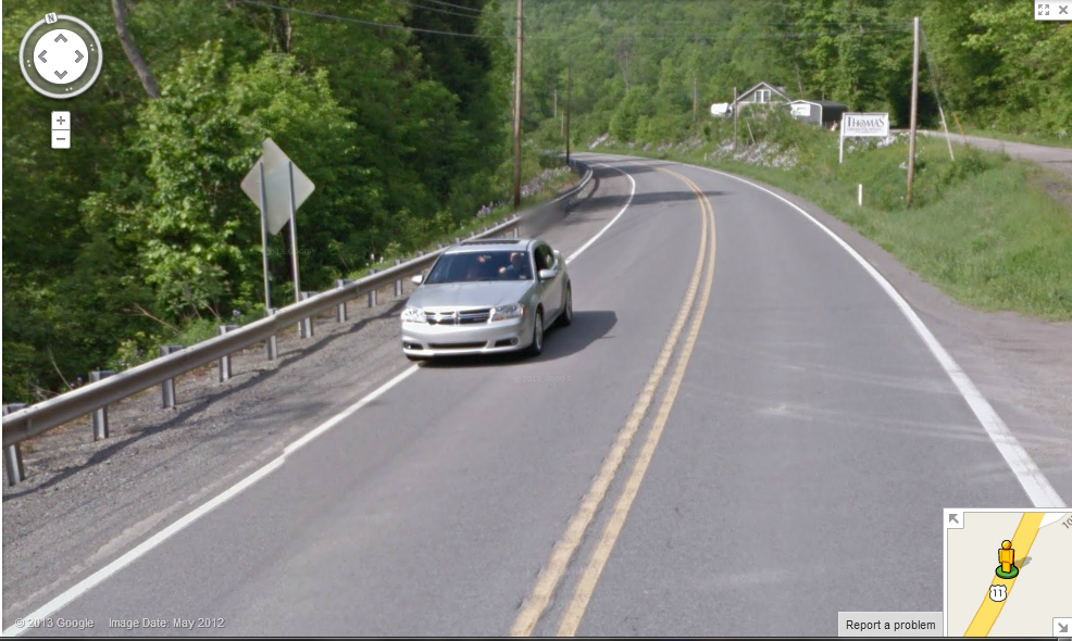 My Ride On Google Streetview - 19021787