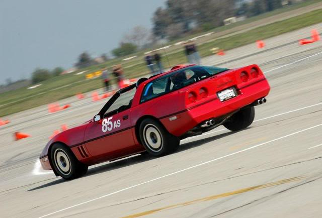 The fun at autocross - 19051739