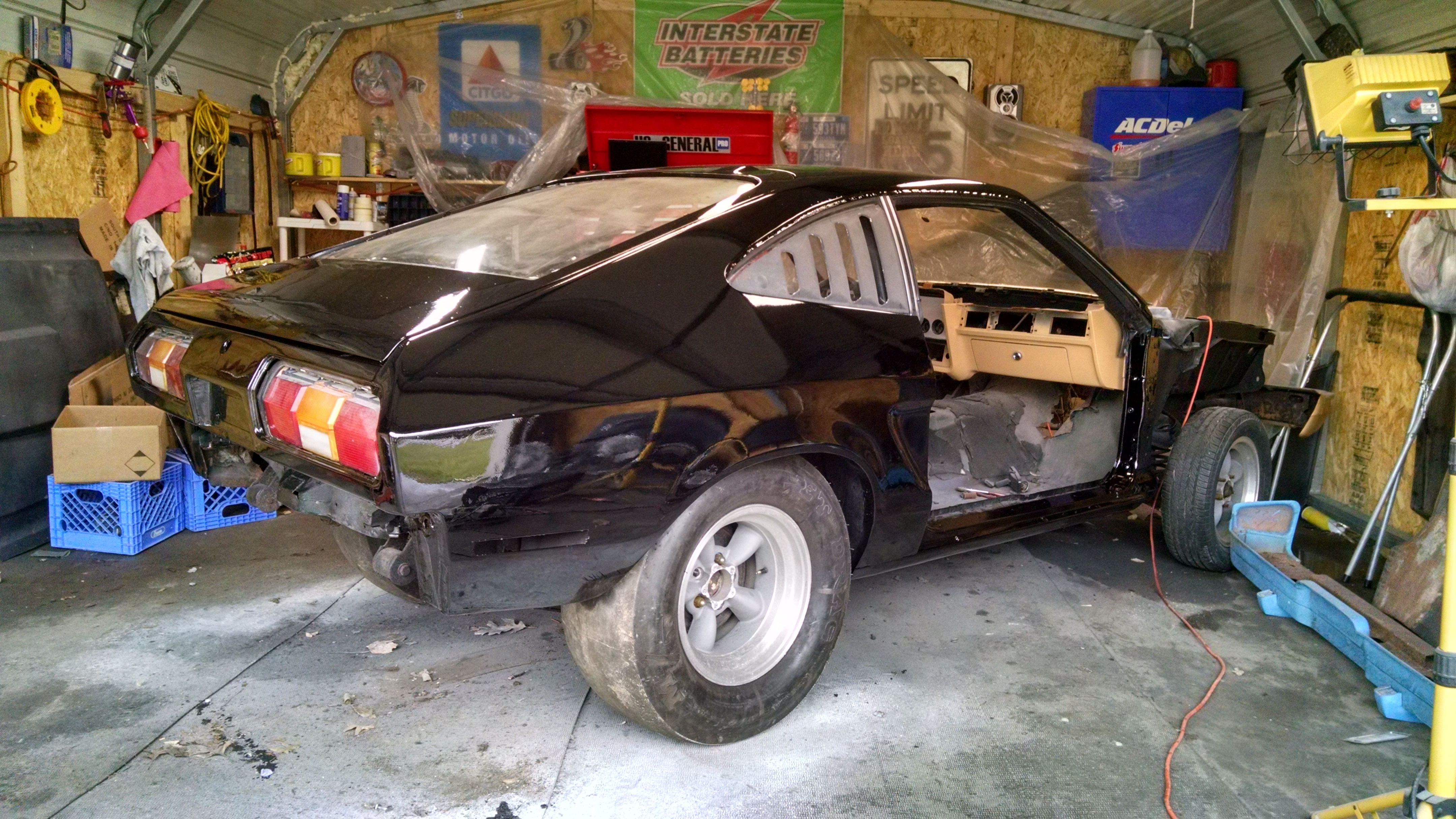 Update on the 429 thunderjet Mustang II - 19092773