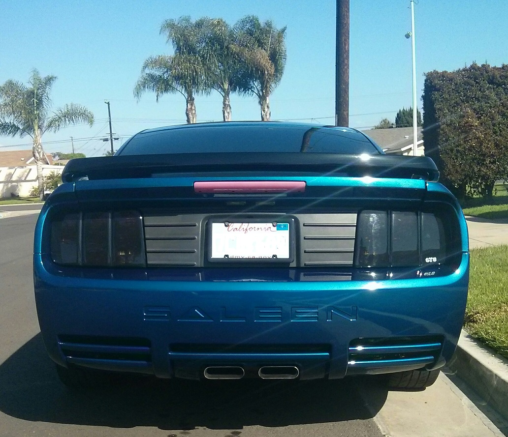 Another bellosi 2006 Ford Mustang post... - 19043760