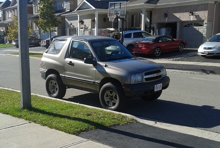 New Tires and Lift - 19023770