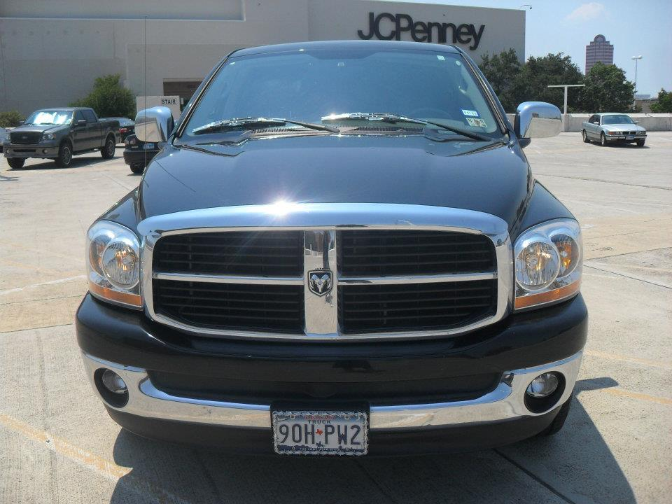 Chromed Out Black Ram! - 19054750