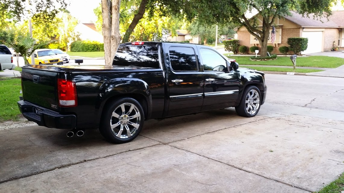Another ajolly420 2010 GMC Sierra 1500 Crew Cab post... - 19055742