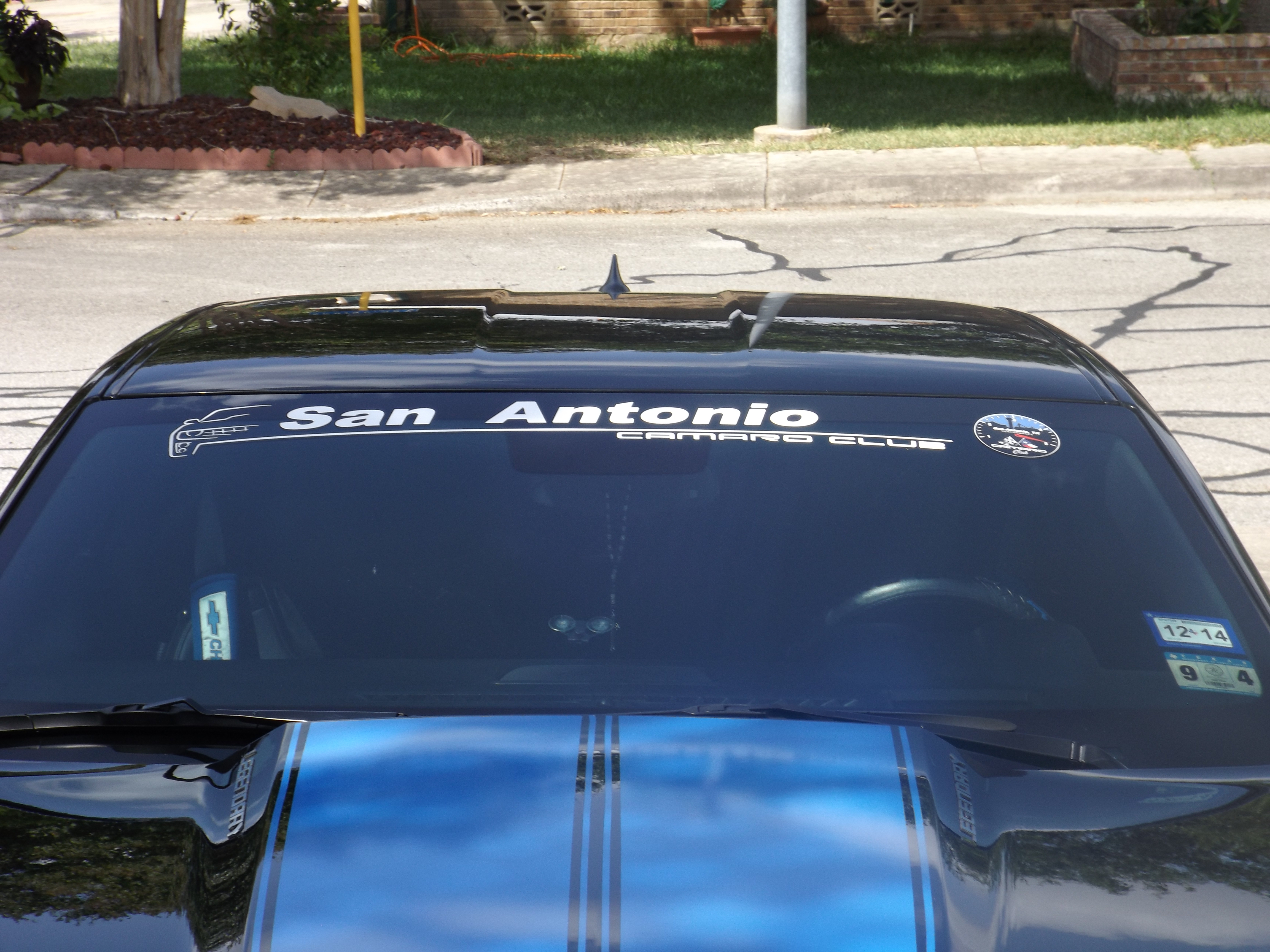 San Antonio Camaro Club  - 19076740