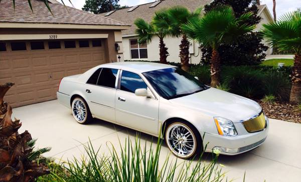 Djpurelogic 2007 Cadillac Dtssedan 4d Specs Photos Modification