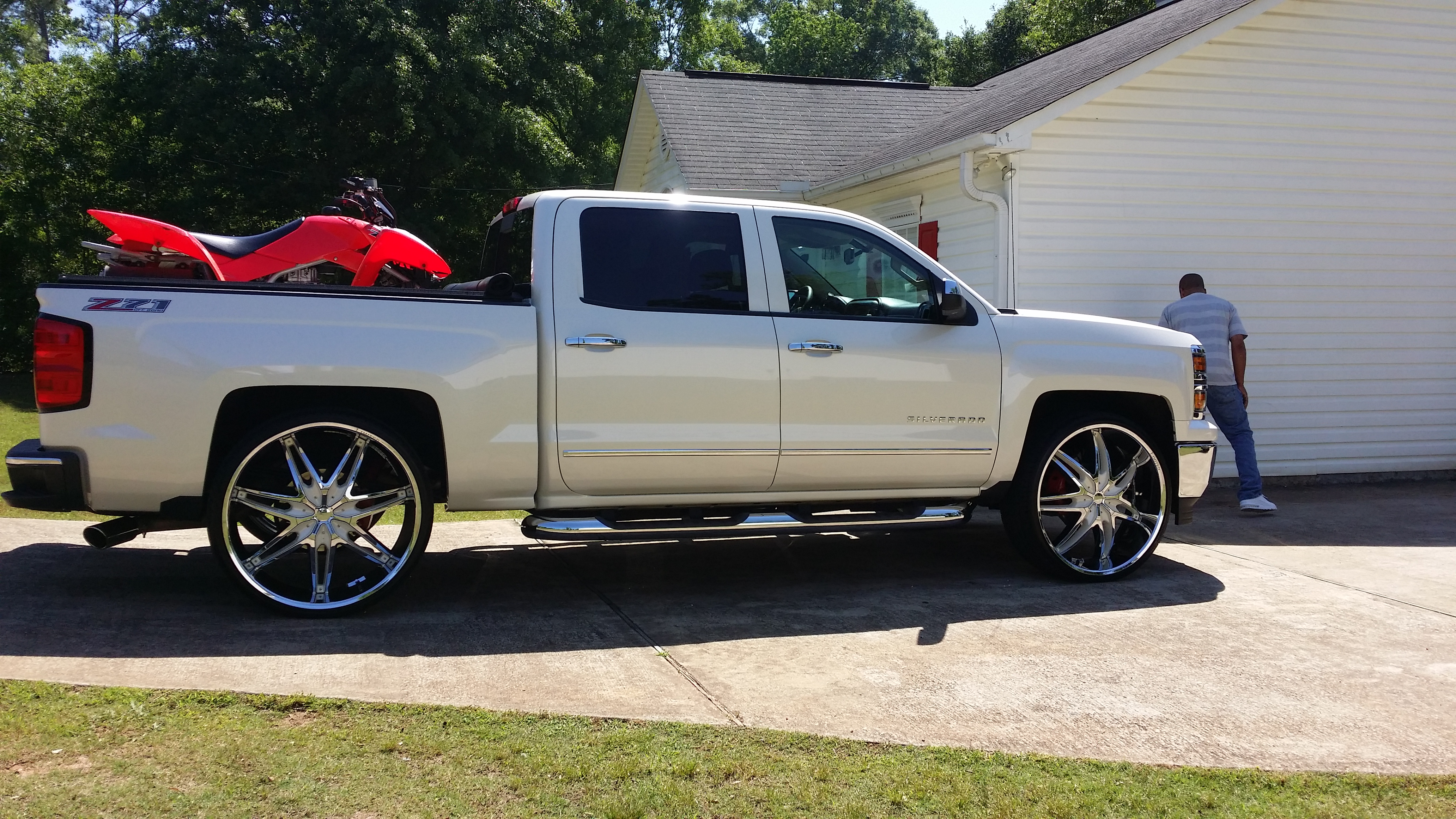 to box drive pinegar chevrolet welcome vehicle silverado double mo republic crew custom used cab wheel vehicledetails standard photo in