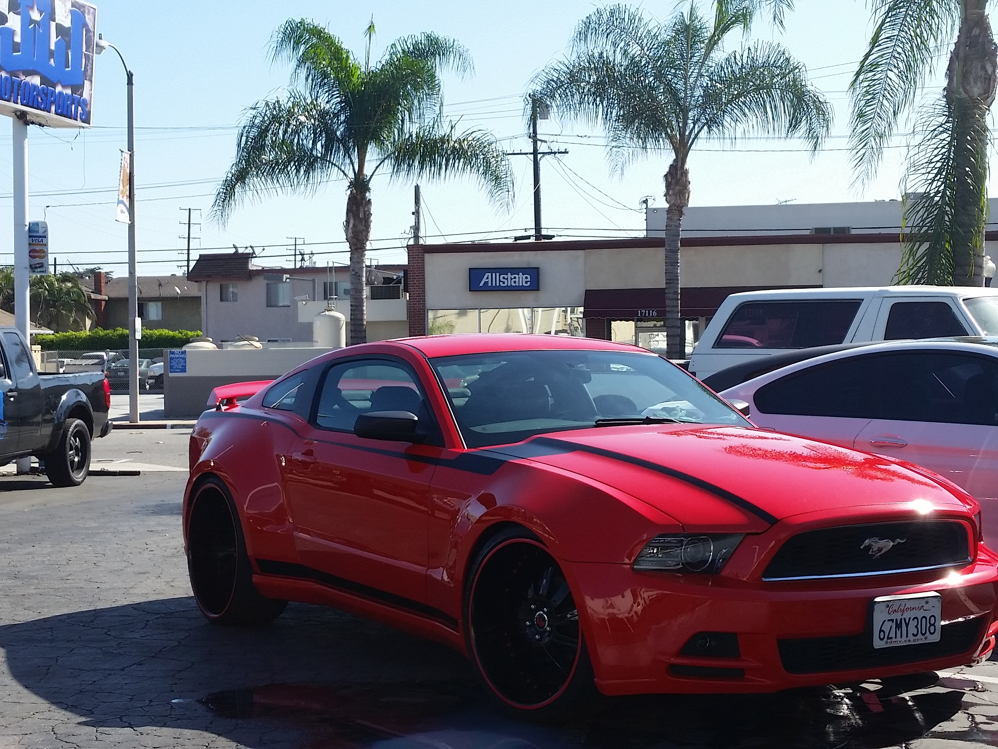 2014 Widebody Mustang - 19076798