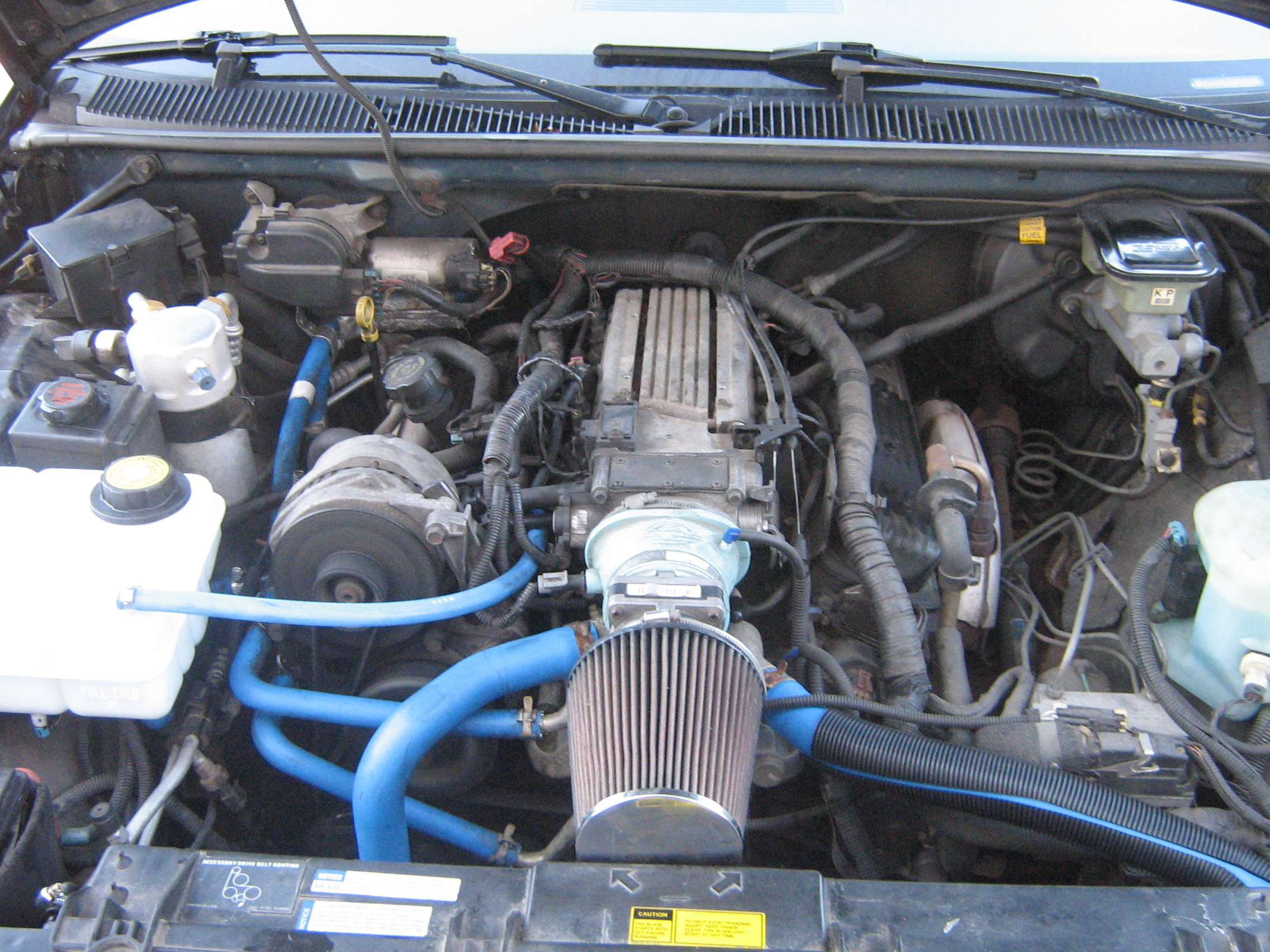 Coolant Hoses - Page 3 - Chevy Impala SS Forum
