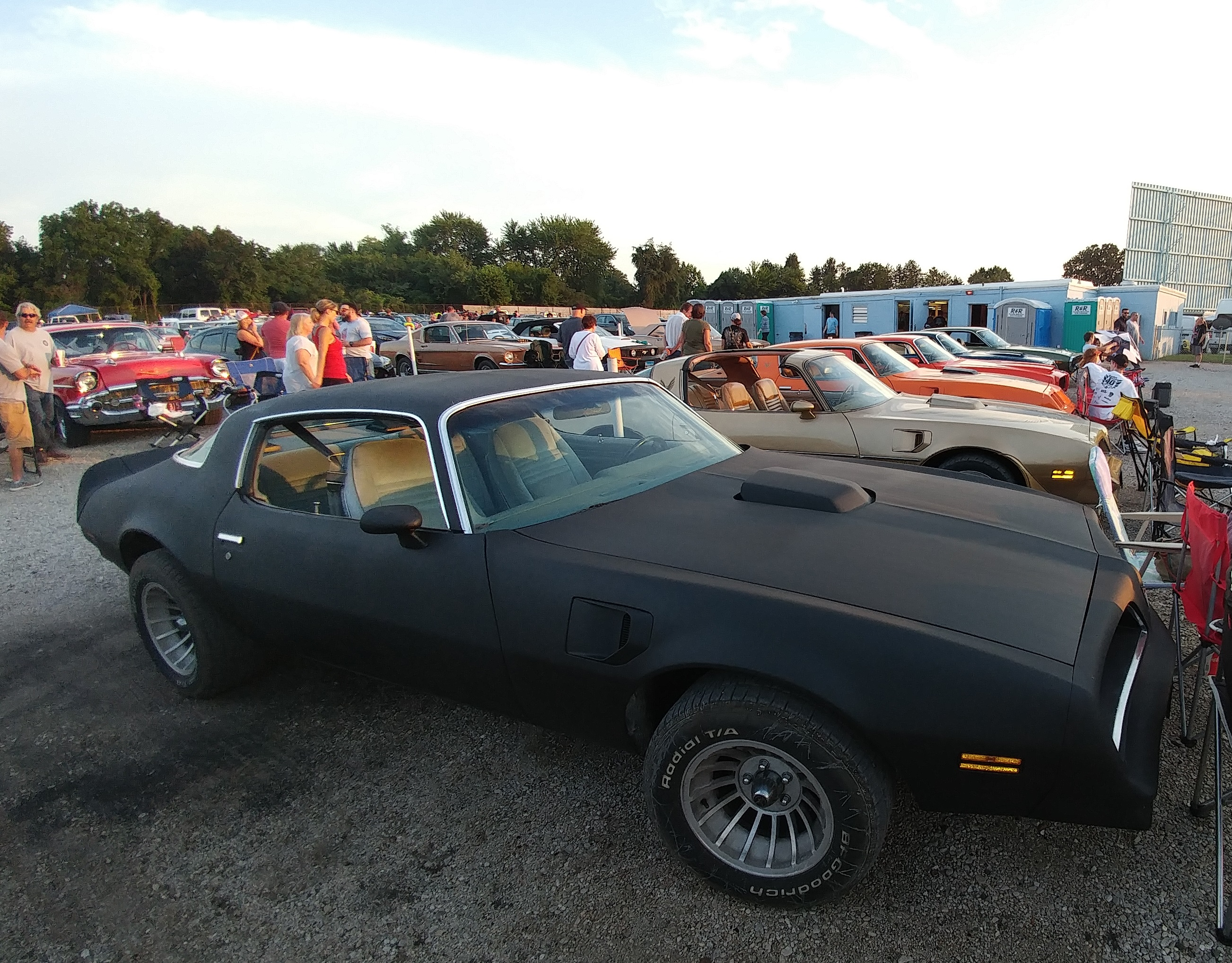 Summer 2018 Drive in Movie at SkyView in Belleville IL v8tv movie night - 19189779