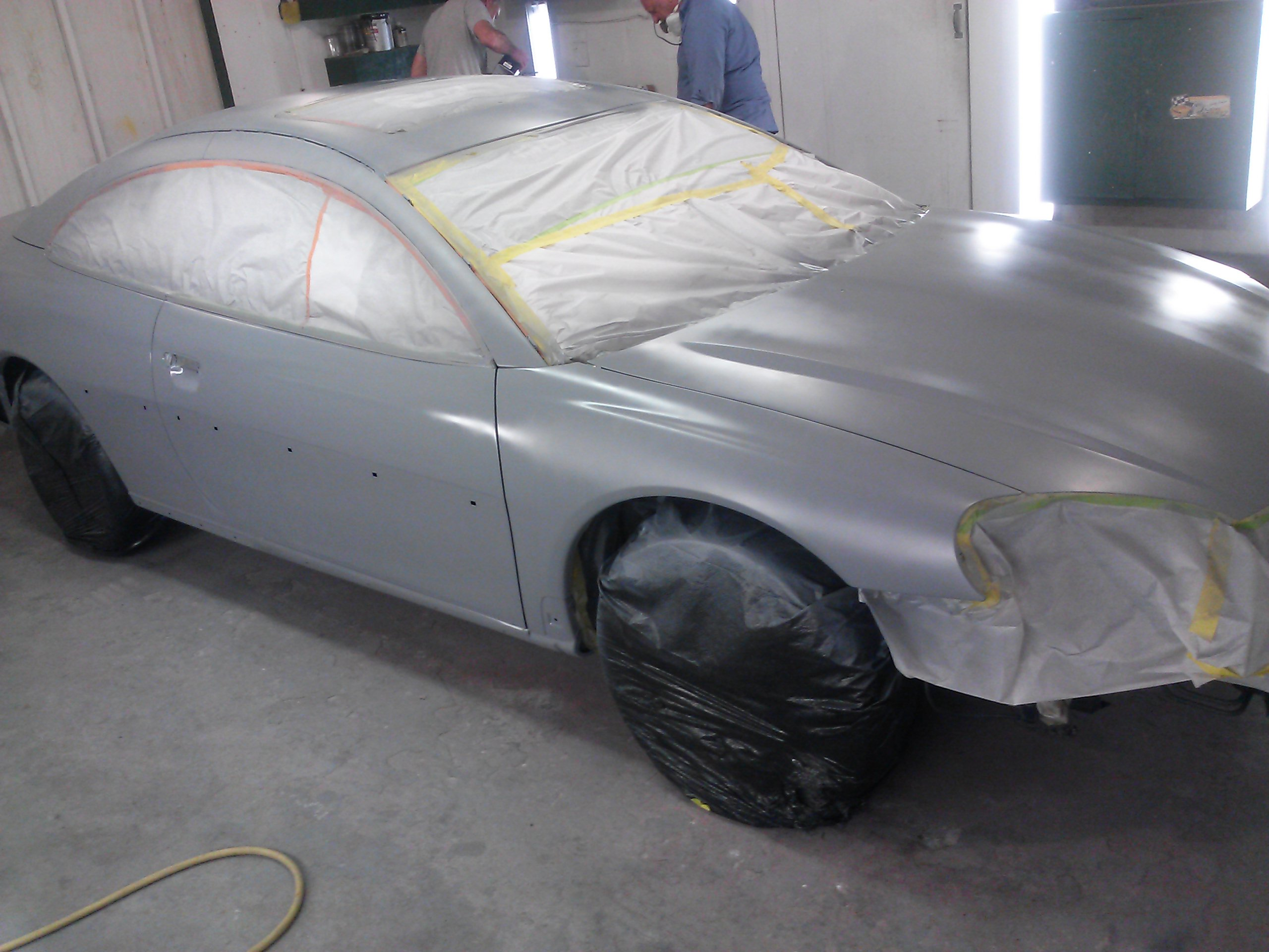 been working on the car :) - 19041813