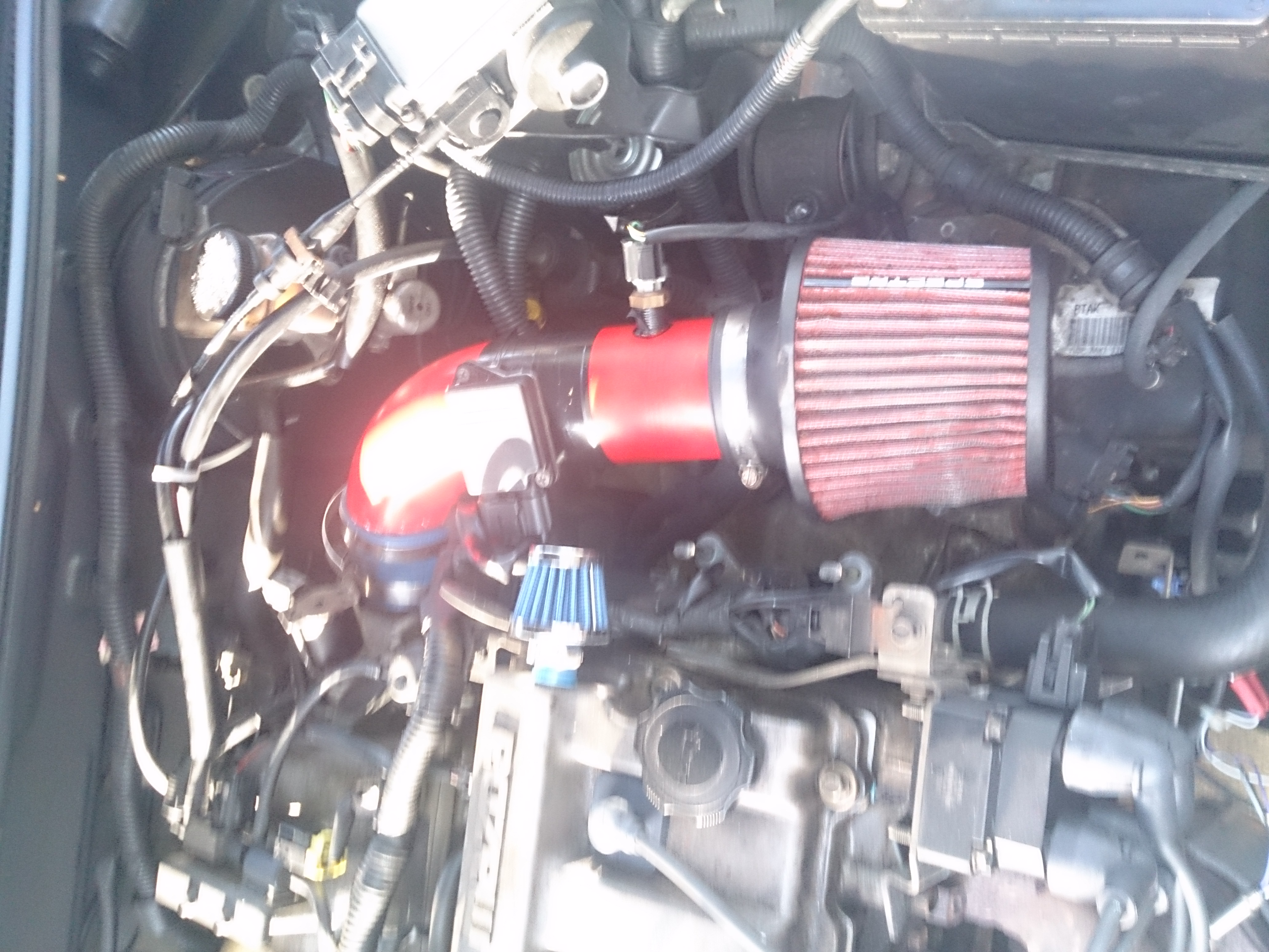 Added the intake in  - 19091843