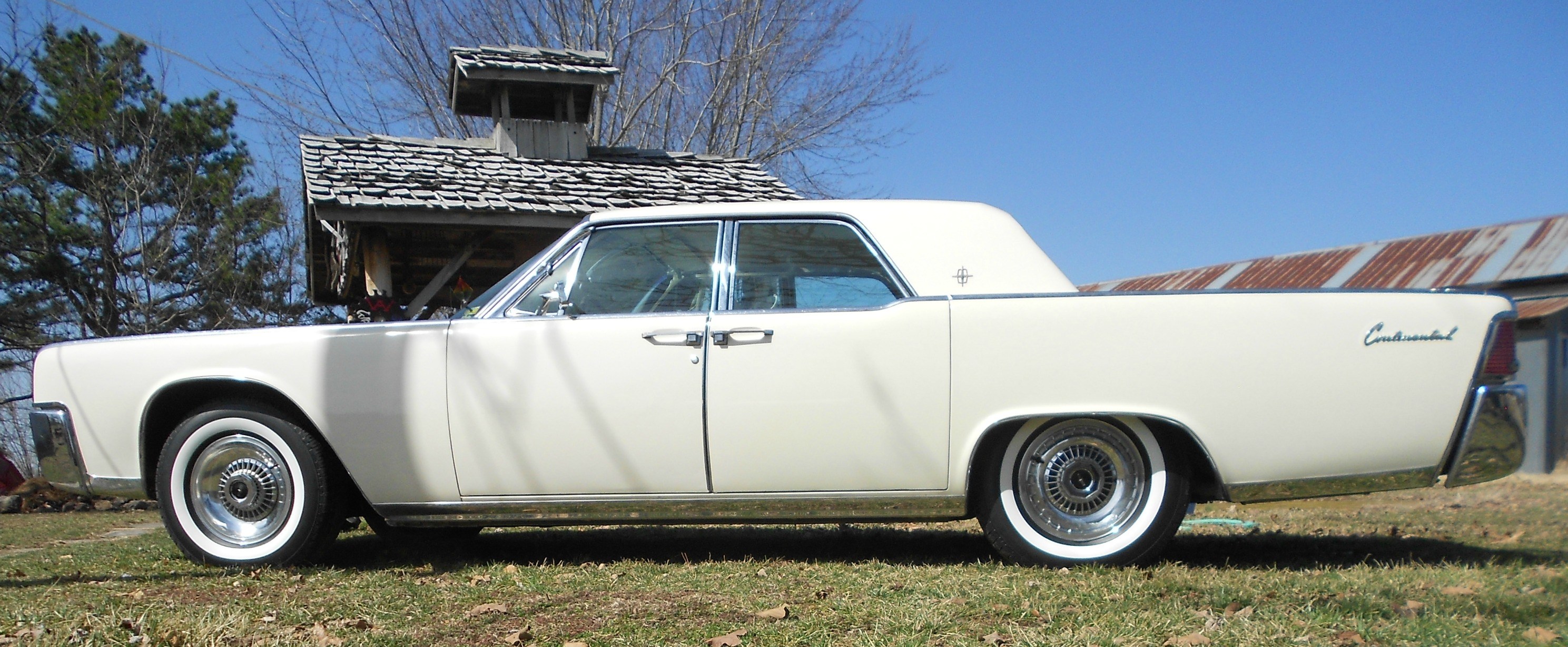 SuicideKid 1963 Lincoln Continental 19042845