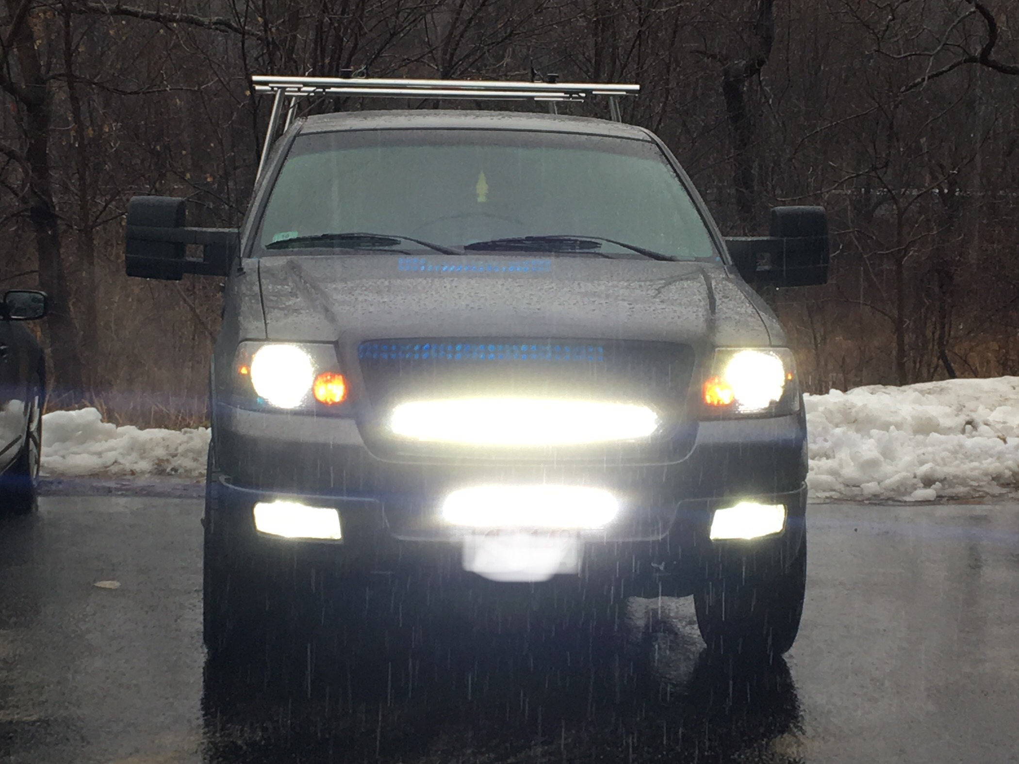 LED Light bars  - 19183816