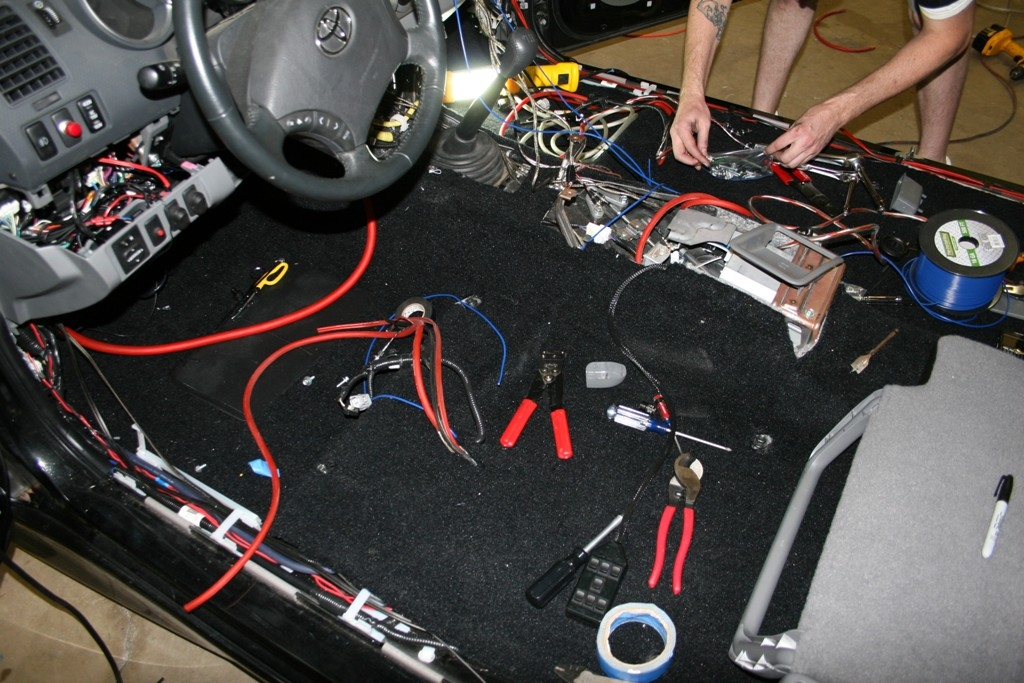 Stereo System Wiring Pic - 19023828
