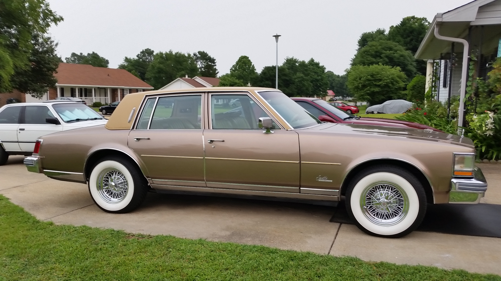 stillwerise 1978 cadillac seville specs photos. Cars Review. Best American Auto & Cars Review