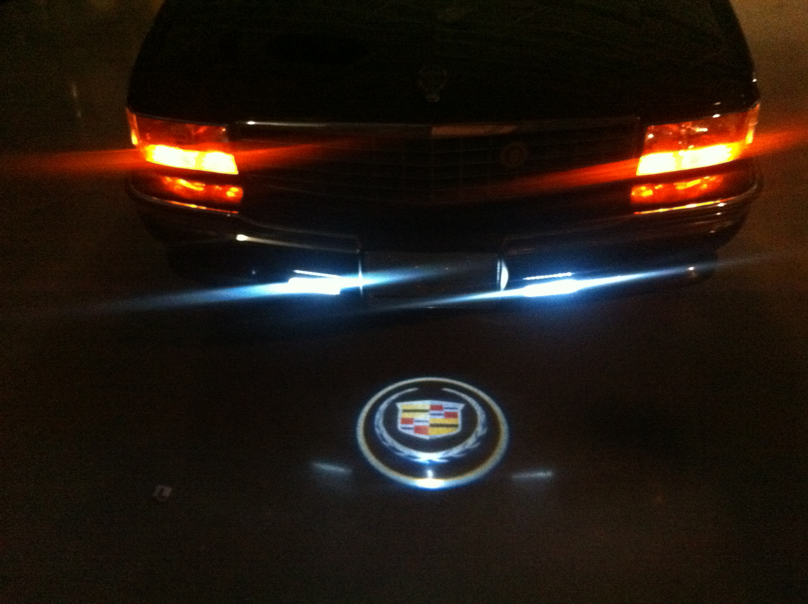 Cadillac ghost lights - 19026807